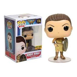 Funko Pop Dc - Wonder Woman...
