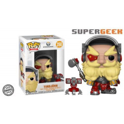 Funko Pop - Torbjorn Overwatch