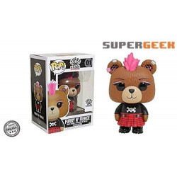 Funko Pop Furry N« Fierce...