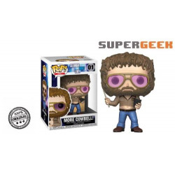 Funko Pop - More Cowbell...