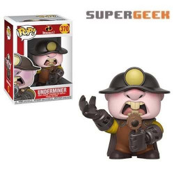 Funko Pop - Underminer Los...