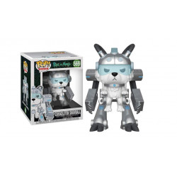 Funko Pop Rick And Morty  -...