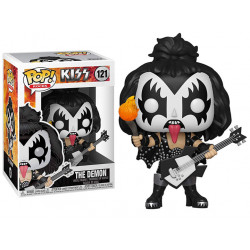 Funko Pop Rocks - Kiss The...