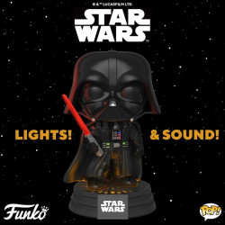 Funko POP Star Wars : Darth...