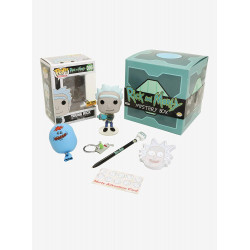 Funko Young Rick and Morty...